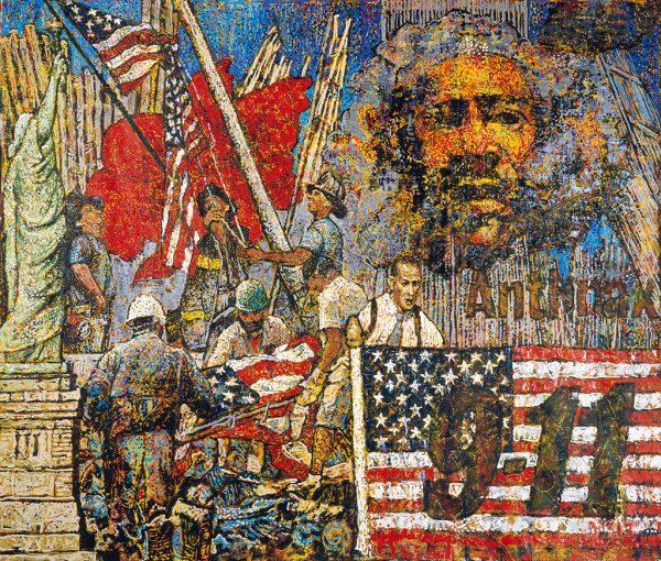 911 - Giovanni DeCunto - Boston Artist