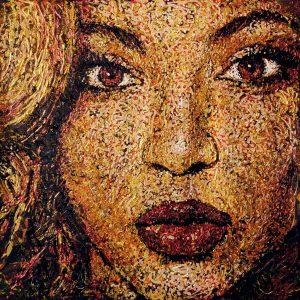 Beyonce - Giovanni DeCunto - Boston Artist