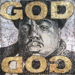 Biggie - Giovanni DeCunto - Boston Artist