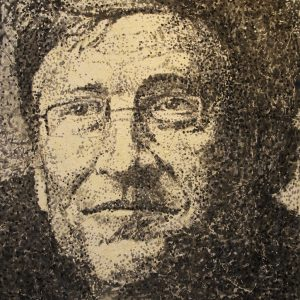 Bill Gates - Giovanni DeCunto - Boston Artist
