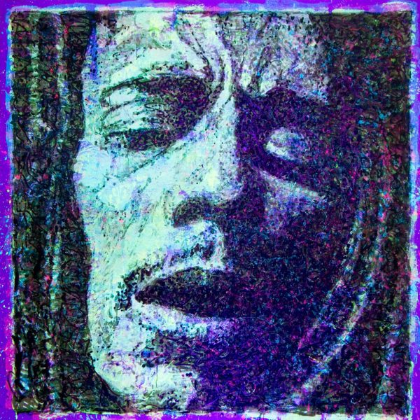 Bob Marley Glow - Giovanni DeCunto - Boston Artist