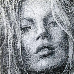 Bohemian Muse - Giovanni DeCunto - Boston Artist