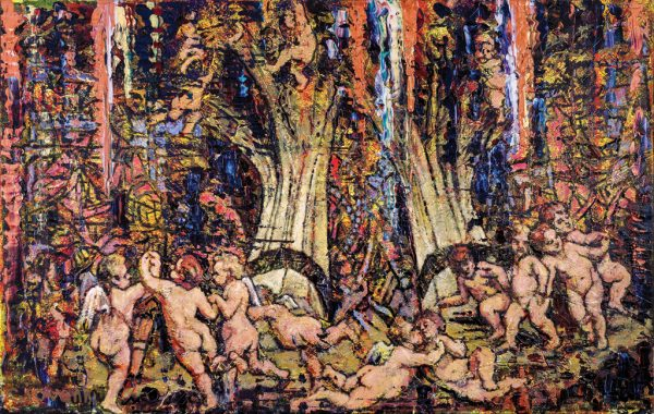Cherubs 2 - Giovanni DeCunto - Boston Artist