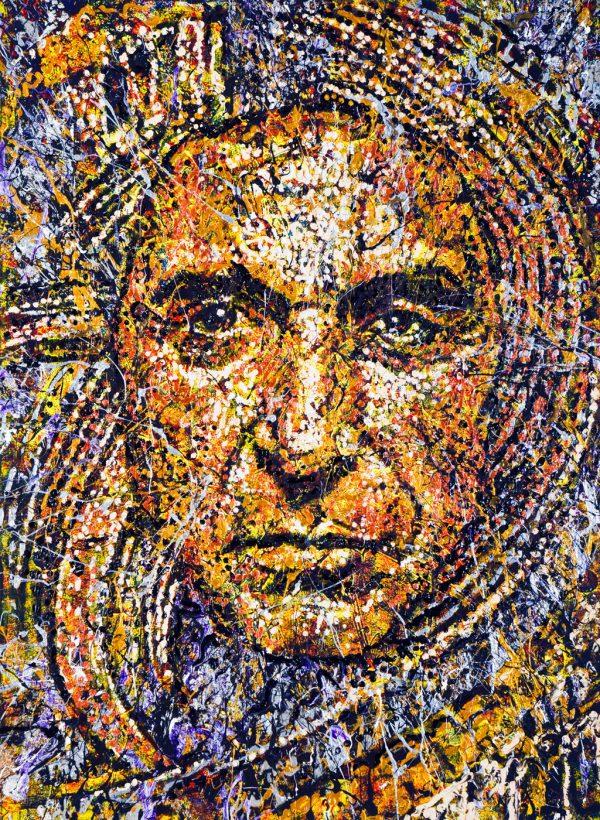 Chief - Giovanni DeCunto - Boston Artist