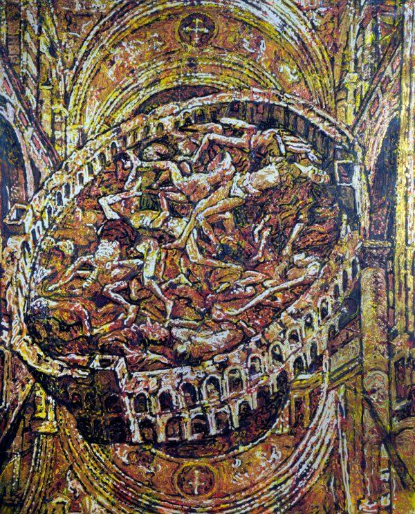 Colosseum - Giovanni DeCunto - Boston Artist