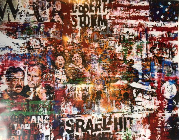Desert Storm - Giovanni DeCunto - Boston Artist