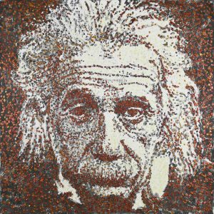 Einstein - Giovanni DeCunto - Boston Artist