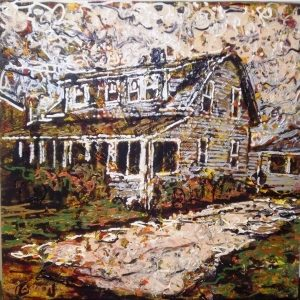 E-10-12-209 Fieldstone Sold - Giovanni DeCunto - Boston Artist