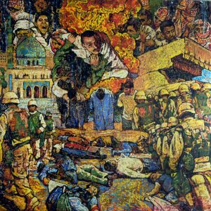 Iraq War - Giovanni DeCunto - Boston Artist