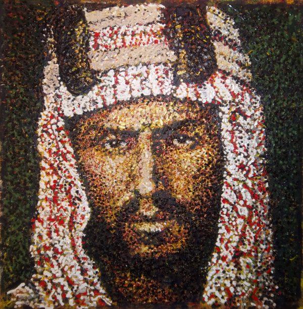 King Abdulaziz - Giovanni DeCunto - Boston Artist