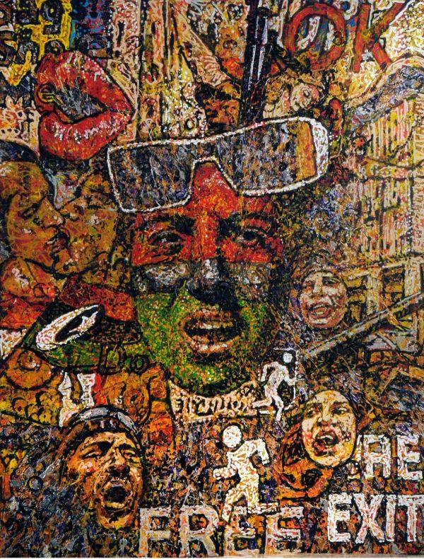 Libya - Giovanni DeCunto - Boston Artist