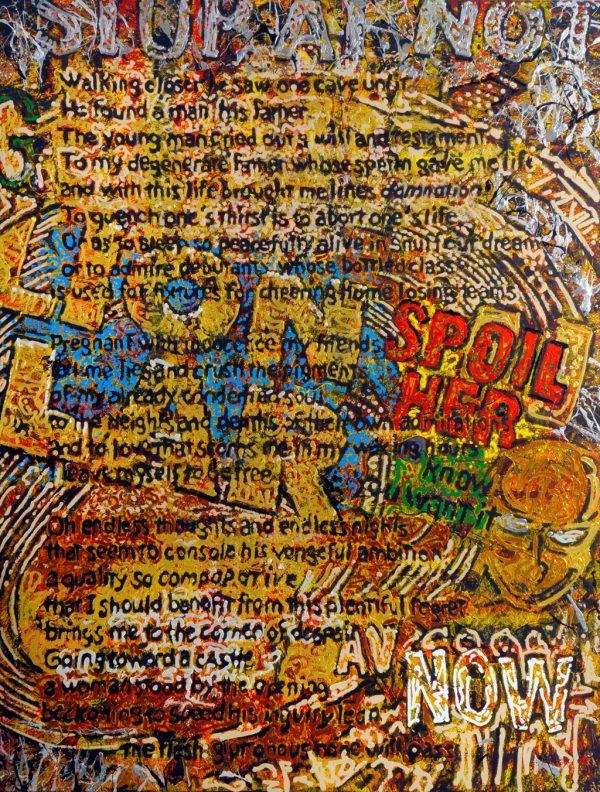 Lost Found IV - Giovanni DeCunto - Boston Artist