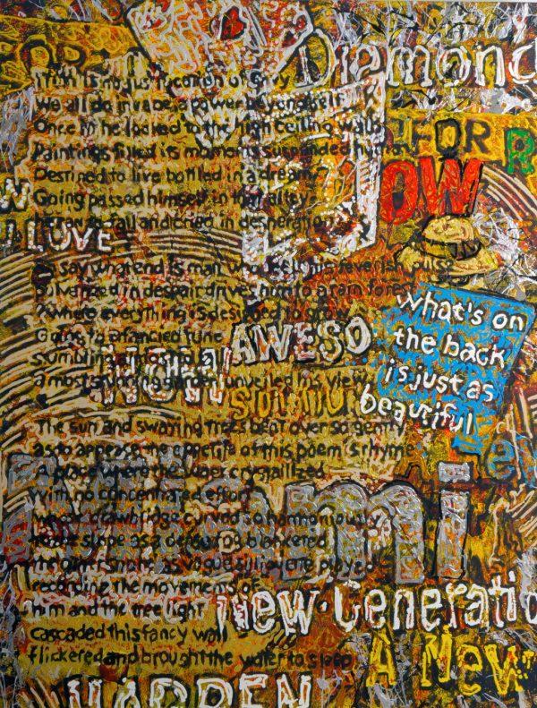 Lost Found V - Giovanni DeCunto - Boston Artist