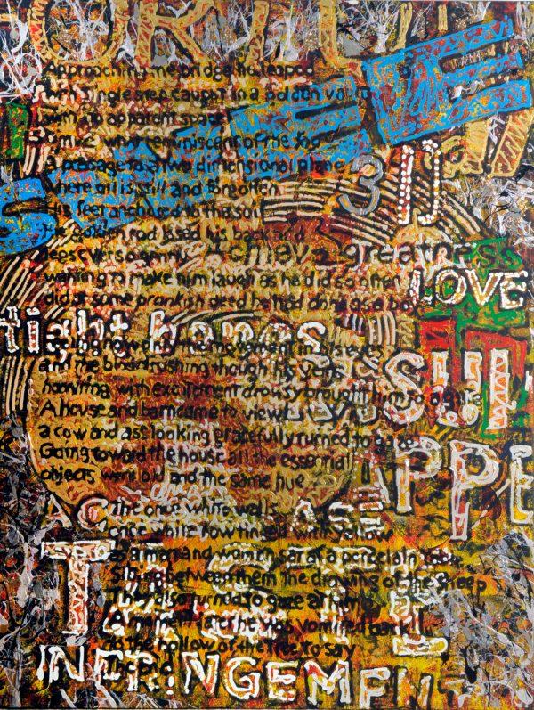 Lost Found VI - Giovanni DeCunto - Boston Artist
