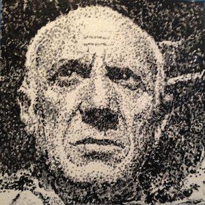 Picasso - Giovanni DeCunto - Boston Artist