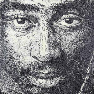 Tupac - Giovanni DeCunto - Boston Artist