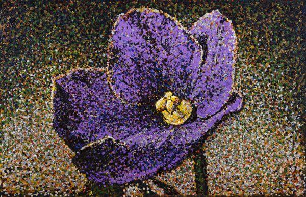 Purple Rain - Giovanni DeCunto - Boston Artist