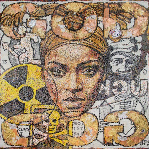 Radioactive Rihanna - Giovanni DeCunto - Boston Artist