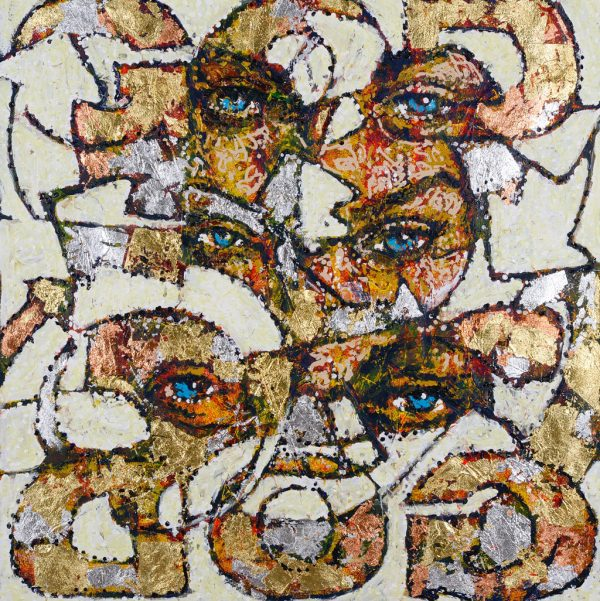 Recycling Eyes - Giovanni DeCunto - Boston Artist