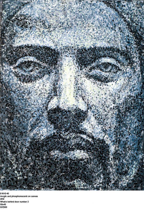 Shades of Christ 3 - Giovanni DeCunto - Boston Artist