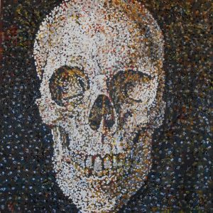 Skull Large 2 - Giovanni DeCunto - Boston Artist