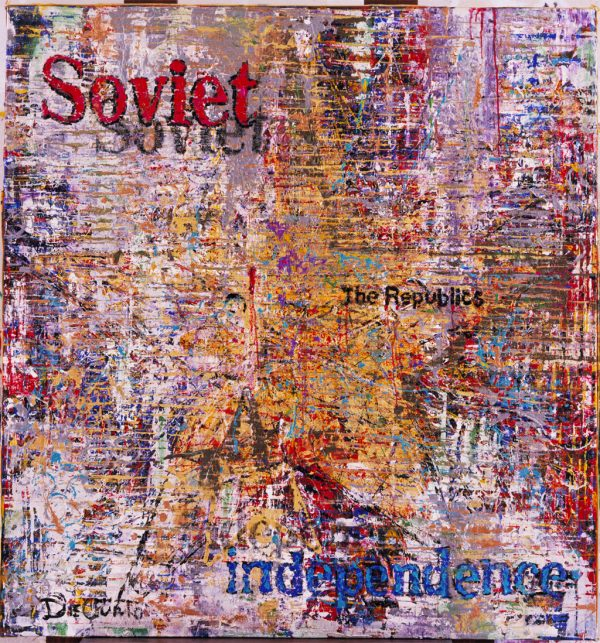 Soviet Independence - Giovanni DeCunto - Boston Artist