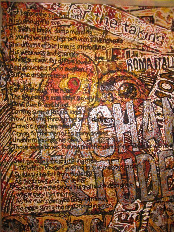 Lost and Found VII - Giovanni DeCunto - Boston Artist
