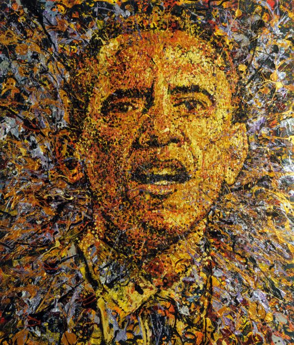 Obama - Giovanni DeCunto - Boston Artist