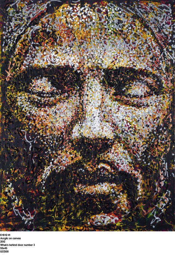 Shades of Christ 2 - Giovanni DeCunto - Boston Artist