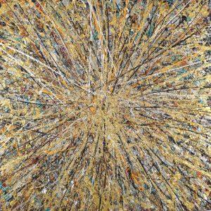 Abstract Amber - Giovanni DeCunto - Boston Artist