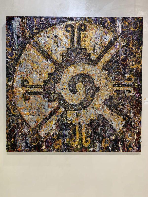 Galactic Butterfly - Giovanni DeCunto - Boston Artist