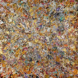 Metallic Abyss - Giovanni DeCunto - Boston Artist