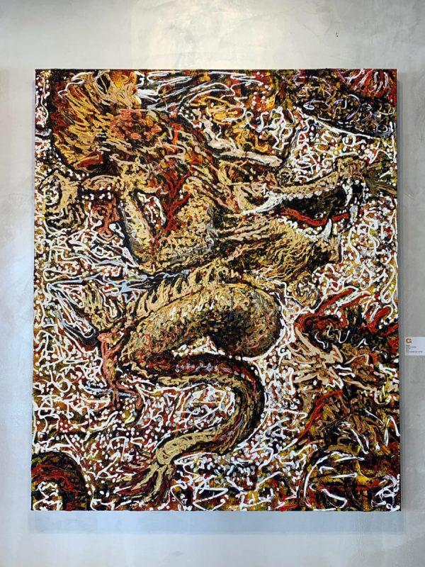 Mushu - Giovanni DeCunto - Boston Artist