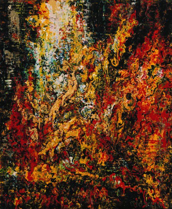 Prophetic Inferno - Giovanni DeCunto - Boston Artist
