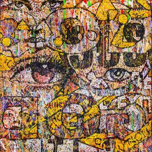 Eyes 2-4 - Giovanni DeCunto - Boston Artist