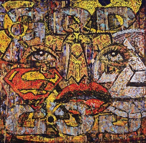 Eyes 3-4 - Giovanni DeCunto - Boston Artist