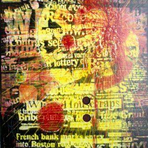 Literacy Campaign - Giovanni DeCunto - Boston Artist