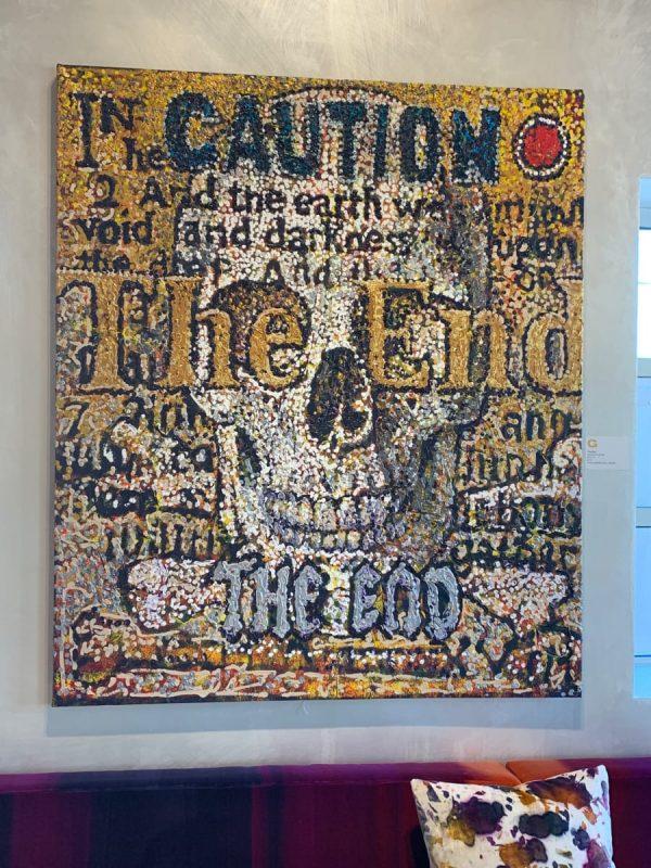 The End - Giovanni DeCunto - Boston Artist