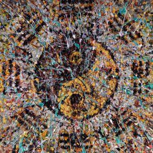 Yin-Yang Galactica - Giovanni DeCunto - Boston Artist